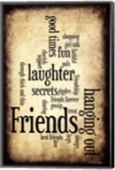 Friends I Fine-Art Print