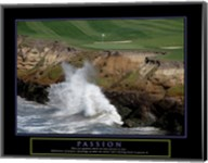 Golf-Passion Fine-Art Print
