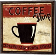 Coffee Roasters II Fine-Art Print