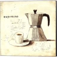 Parisian Coffee II Fine-Art Print