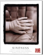 Kindness - Hands Fine-Art Print