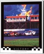 Victory-Auto Racing Fine-Art Print