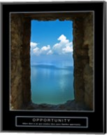Opportunity - Wall Fine-Art Print