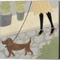 City Dogs IV Fine-Art Print