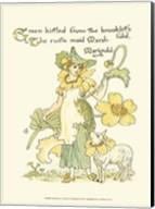 Shakespeare's Garden IX (Marigold) Fine-Art Print