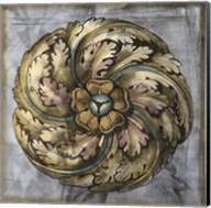 Rosette & Damask III Fine-Art Print