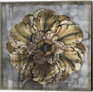Rosette & Damask IV Fine-Art Print