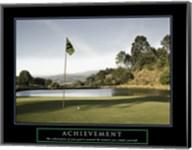 Achievement-Golf Commit Yourself Fine-Art Print