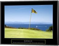Goals-Golf Fine-Art Print