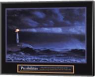 Possibilities - Lighthouse Fine-Art Print