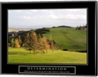 Determination-Golf Fine-Art Print