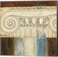 Architectural Archive I Fine-Art Print