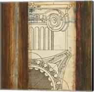 Architectural Archive II Fine-Art Print
