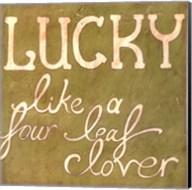 Four Leaf Clover Fine-Art Print