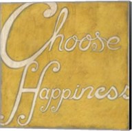 Choose Happiness Fine-Art Print