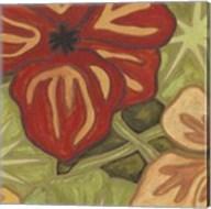 Vibrant Rainforest I Fine-Art Print