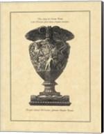 Vintage Harvest Urn I - Vaso Antico Fine-Art Print