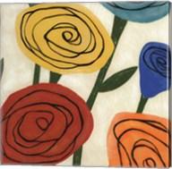 Pop Roses II Fine-Art Print