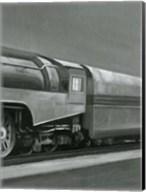 Vintage Locomotive III Fine-Art Print