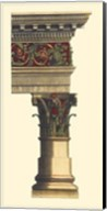 Column & Cornice II Fine-Art Print