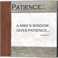 Patience Fine-Art Print