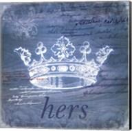 Hers - Mini Fine-Art Print