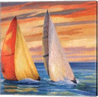 Match Race Fine-Art Print