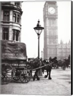 Big Ben, London, c 1900s Fine-Art Print