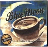 Blue Moon Coffee Fine-Art Print