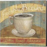 Fresh Brew I Fine-Art Print
