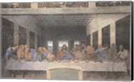 The Last Supper, 1498 (post-restoration) Fine-Art Print