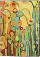 Dance of the Poppy Pods Fine-Art Print