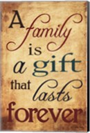 Gift of Family Fine-Art Print
