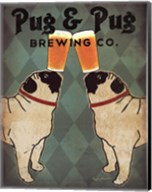 Pug and Pug Brewing Fine-Art Print