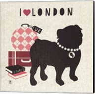 London Pooch Fine-Art Print