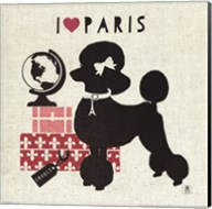 Paris Pooch Fine-Art Print