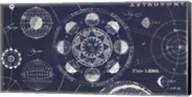 Blueprint Astronomy Fine-Art Print