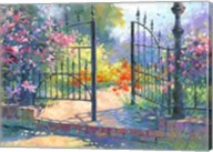 Into the Garden Fine-Art Print