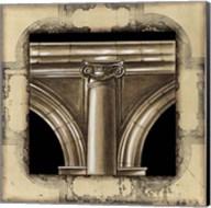 Architectural Schema IV Fine-Art Print