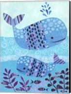 Ocean Blue Fine-Art Print