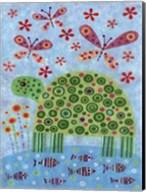 Turtle Pond Fine-Art Print