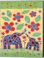 Elephant Pair Fine-Art Print