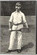 Harper's Weekly Tennis II Fine-Art Print