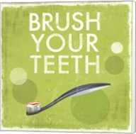 Brush your Teeth Fine-Art Print