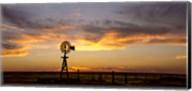 Plains Windmill Fine-Art Print