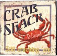 Crab Shack Fine-Art Print