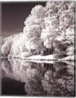 Ayer's Lake BW III Fine-Art Print