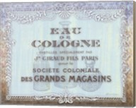 French Soap Label I Fine-Art Print