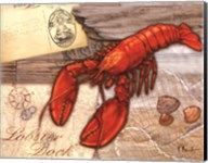 Fresh Catch Lobster Fine-Art Print