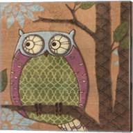 Fantasy Owls IV Fine-Art Print